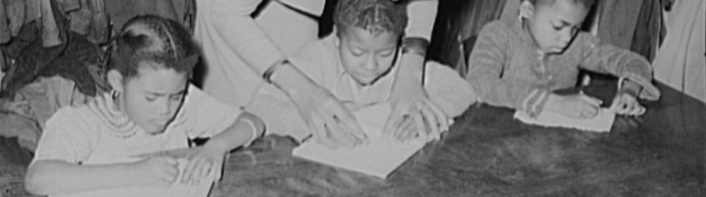 Blackness and Inscription